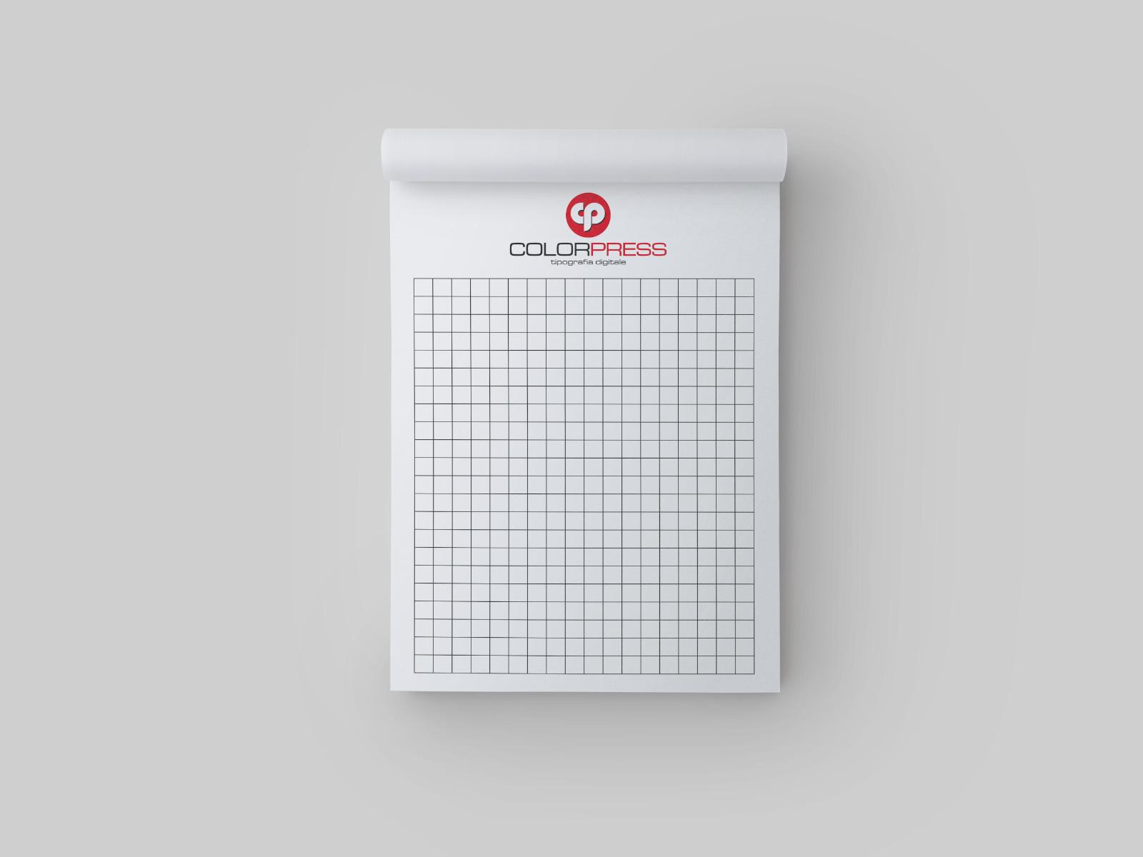 Colorpress Block Notes Colorpress